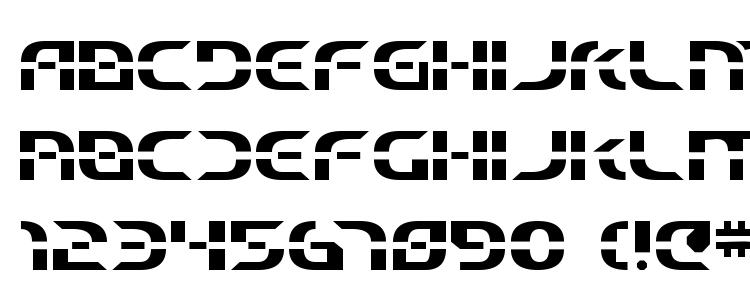 glyphs Starfighter Beta font, сharacters Starfighter Beta font, symbols Starfighter Beta font, character map Starfighter Beta font, preview Starfighter Beta font, abc Starfighter Beta font, Starfighter Beta font