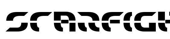 шрифт Starfighter Bold, бесплатный шрифт Starfighter Bold, предварительный просмотр шрифта Starfighter Bold