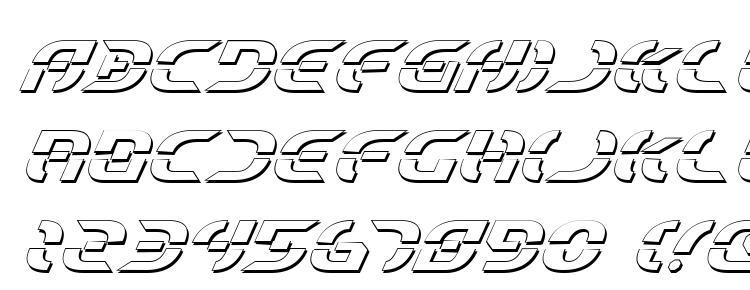 глифы шрифта Starfighter Shadow Italic, символы шрифта Starfighter Shadow Italic, символьная карта шрифта Starfighter Shadow Italic, предварительный просмотр шрифта Starfighter Shadow Italic, алфавит шрифта Starfighter Shadow Italic, шрифт Starfighter Shadow Italic