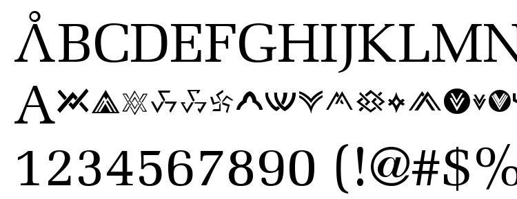 глифы шрифта Stargate, символы шрифта Stargate, символьная карта шрифта Stargate, предварительный просмотр шрифта Stargate, алфавит шрифта Stargate, шрифт Stargate