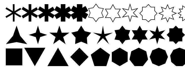 glyphs Stargazer Regular font, сharacters Stargazer Regular font, symbols Stargazer Regular font, character map Stargazer Regular font, preview Stargazer Regular font, abc Stargazer Regular font, Stargazer Regular font
