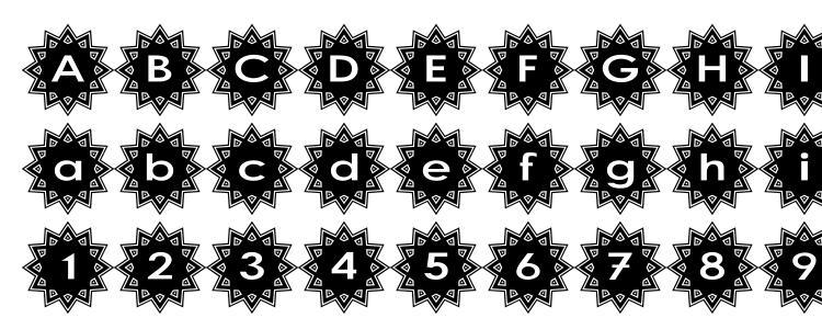 глифы шрифта Stargit, символы шрифта Stargit, символьная карта шрифта Stargit, предварительный просмотр шрифта Stargit, алфавит шрифта Stargit, шрифт Stargit