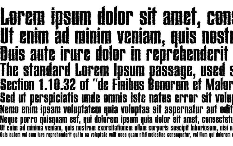 specimens Starroughc font, sample Starroughc font, an example of writing Starroughc font, review Starroughc font, preview Starroughc font, Starroughc font