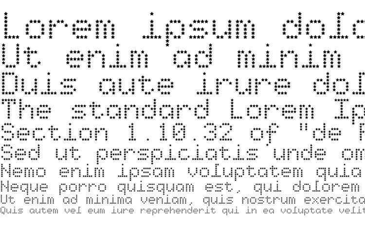 specimens Starrytype font, sample Starrytype font, an example of writing Starrytype font, review Starrytype font, preview Starrytype font, Starrytype font