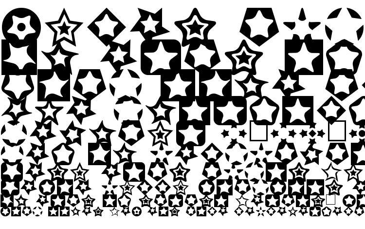 образцы шрифта Stars for 3d fx, образец шрифта Stars for 3d fx, пример написания шрифта Stars for 3d fx, просмотр шрифта Stars for 3d fx, предосмотр шрифта Stars for 3d fx, шрифт Stars for 3d fx