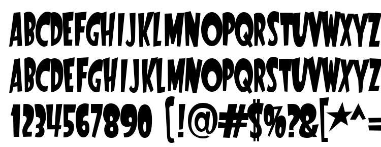 glyphs StartlingFont font, сharacters StartlingFont font, symbols StartlingFont font, character map StartlingFont font, preview StartlingFont font, abc StartlingFont font, StartlingFont font