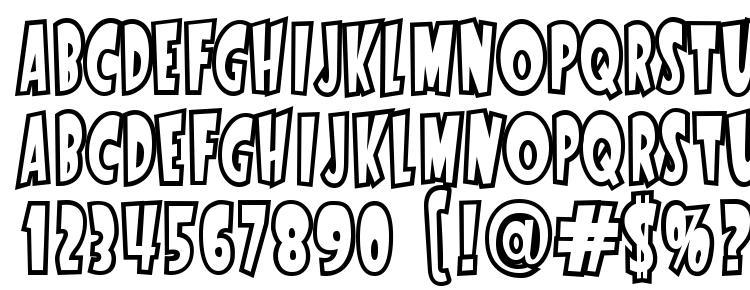 глифы шрифта StartlingFontOpen, символы шрифта StartlingFontOpen, символьная карта шрифта StartlingFontOpen, предварительный просмотр шрифта StartlingFontOpen, алфавит шрифта StartlingFontOpen, шрифт StartlingFontOpen