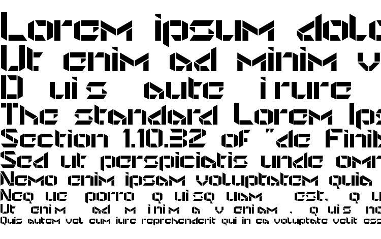 specimens StealWerks OpenBold font, sample StealWerks OpenBold font, an example of writing StealWerks OpenBold font, review StealWerks OpenBold font, preview StealWerks OpenBold font, StealWerks OpenBold font