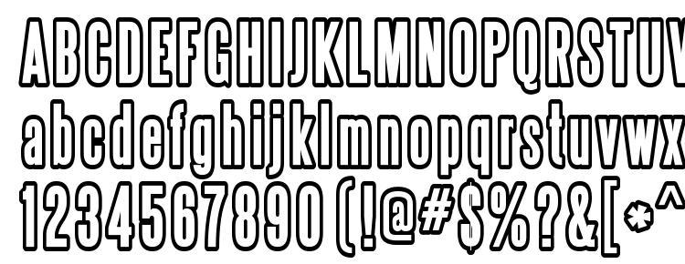 glyphs Steelfish outline font, сharacters Steelfish outline font, symbols Steelfish outline font, character map Steelfish outline font, preview Steelfish outline font, abc Steelfish outline font, Steelfish outline font