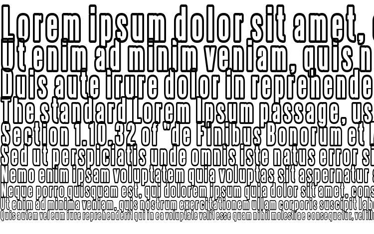specimens Steelfish outline font, sample Steelfish outline font, an example of writing Steelfish outline font, review Steelfish outline font, preview Steelfish outline font, Steelfish outline font
