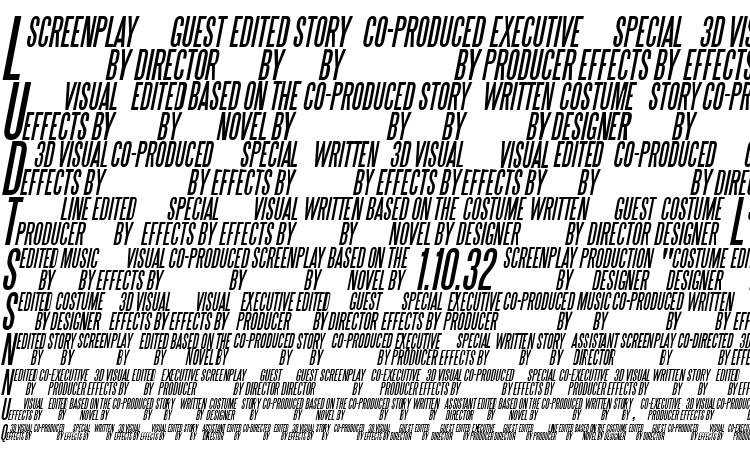 specimens SteelTongs Italic font, sample SteelTongs Italic font, an example of writing SteelTongs Italic font, review SteelTongs Italic font, preview SteelTongs Italic font, SteelTongs Italic font
