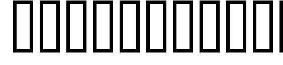 Steinberg Chord Symbols Font