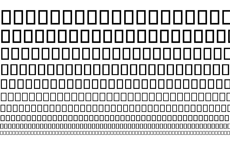 образцы шрифта Steinberg Notation, образец шрифта Steinberg Notation, пример написания шрифта Steinberg Notation, просмотр шрифта Steinberg Notation, предосмотр шрифта Steinberg Notation, шрифт Steinberg Notation