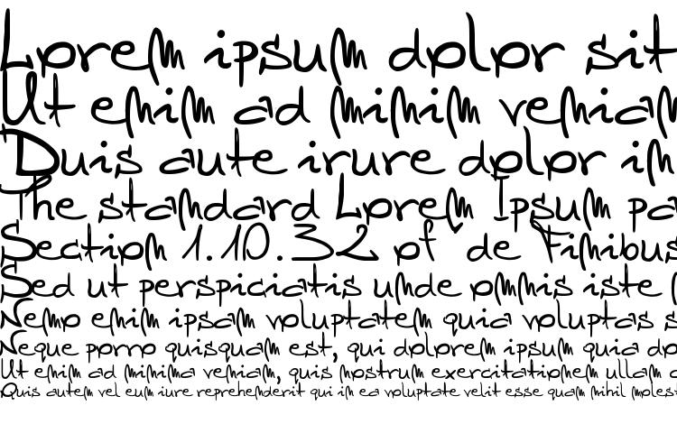 specimens Stellina font, sample Stellina font, an example of writing Stellina font, review Stellina font, preview Stellina font, Stellina font