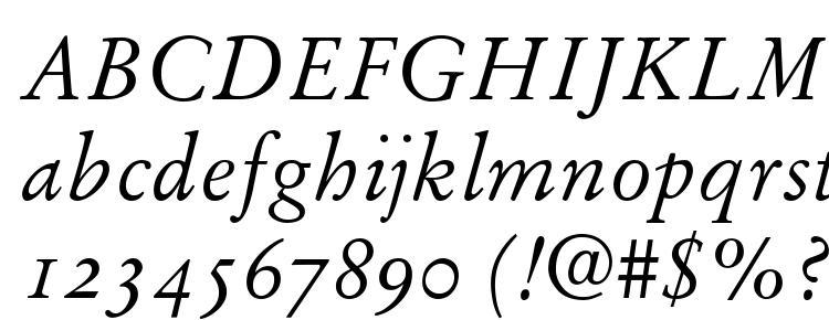 glyphs Stempel Garamond Italic Oldstyle Figures font, сharacters Stempel Garamond Italic Oldstyle Figures font, symbols Stempel Garamond Italic Oldstyle Figures font, character map Stempel Garamond Italic Oldstyle Figures font, preview Stempel Garamond Italic Oldstyle Figures font, abc Stempel Garamond Italic Oldstyle Figures font, Stempel Garamond Italic Oldstyle Figures font