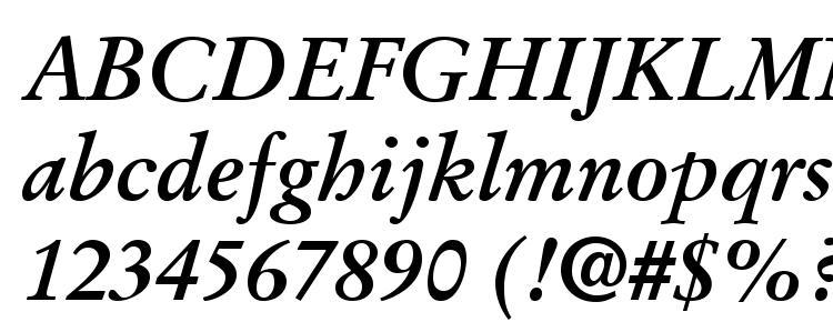 glyphs Stempel Garamond LT Bold Italic font, сharacters Stempel Garamond LT Bold Italic font, symbols Stempel Garamond LT Bold Italic font, character map Stempel Garamond LT Bold Italic font, preview Stempel Garamond LT Bold Italic font, abc Stempel Garamond LT Bold Italic font, Stempel Garamond LT Bold Italic font