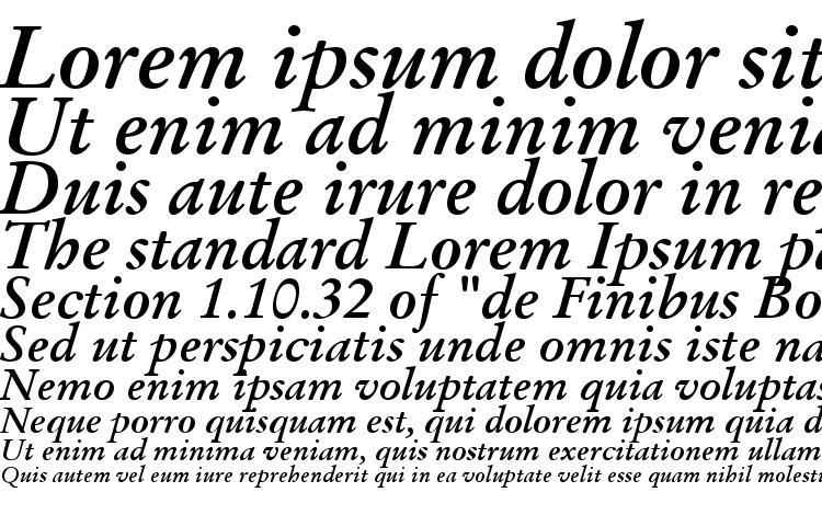 specimens Stempel Garamond LT Bold Italic font, sample Stempel Garamond LT Bold Italic font, an example of writing Stempel Garamond LT Bold Italic font, review Stempel Garamond LT Bold Italic font, preview Stempel Garamond LT Bold Italic font, Stempel Garamond LT Bold Italic font
