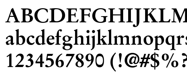 glyphs Stempel Garamond LT Bold font, сharacters Stempel Garamond LT Bold font, symbols Stempel Garamond LT Bold font, character map Stempel Garamond LT Bold font, preview Stempel Garamond LT Bold font, abc Stempel Garamond LT Bold font, Stempel Garamond LT Bold font