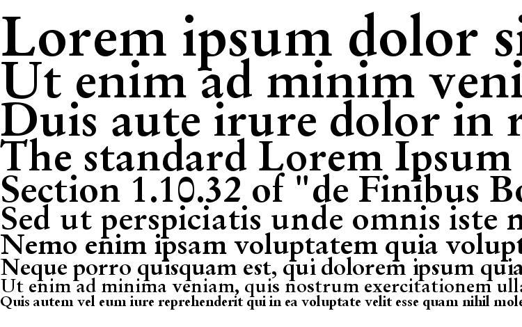 образцы шрифта Stempel Garamond LT Bold, образец шрифта Stempel Garamond LT Bold, пример написания шрифта Stempel Garamond LT Bold, просмотр шрифта Stempel Garamond LT Bold, предосмотр шрифта Stempel Garamond LT Bold, шрифт Stempel Garamond LT Bold