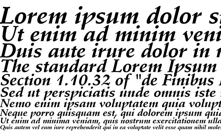 specimens Stempel Schneidler LT Bold Italic font, sample Stempel Schneidler LT Bold Italic font, an example of writing Stempel Schneidler LT Bold Italic font, review Stempel Schneidler LT Bold Italic font, preview Stempel Schneidler LT Bold Italic font, Stempel Schneidler LT Bold Italic font