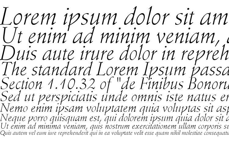 specimens Stempel Schneidler LT Light Italic font, sample Stempel Schneidler LT Light Italic font, an example of writing Stempel Schneidler LT Light Italic font, review Stempel Schneidler LT Light Italic font, preview Stempel Schneidler LT Light Italic font, Stempel Schneidler LT Light Italic font