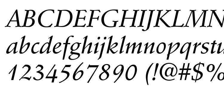 глифы шрифта Stempel Schneidler LT Medium Italic, символы шрифта Stempel Schneidler LT Medium Italic, символьная карта шрифта Stempel Schneidler LT Medium Italic, предварительный просмотр шрифта Stempel Schneidler LT Medium Italic, алфавит шрифта Stempel Schneidler LT Medium Italic, шрифт Stempel Schneidler LT Medium Italic