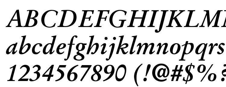 глифы шрифта StempelGaramondLTStd BoldIt, символы шрифта StempelGaramondLTStd BoldIt, символьная карта шрифта StempelGaramondLTStd BoldIt, предварительный просмотр шрифта StempelGaramondLTStd BoldIt, алфавит шрифта StempelGaramondLTStd BoldIt, шрифт StempelGaramondLTStd BoldIt