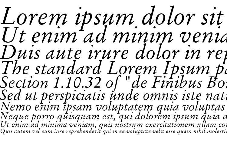 образцы шрифта StempelGaramondLTStd Italic, образец шрифта StempelGaramondLTStd Italic, пример написания шрифта StempelGaramondLTStd Italic, просмотр шрифта StempelGaramondLTStd Italic, предосмотр шрифта StempelGaramondLTStd Italic, шрифт StempelGaramondLTStd Italic