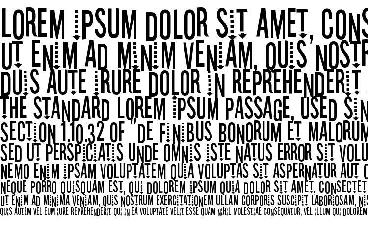 specimens Stereofidelic Regular font, sample Stereofidelic Regular font, an example of writing Stereofidelic Regular font, review Stereofidelic Regular font, preview Stereofidelic Regular font, Stereofidelic Regular font