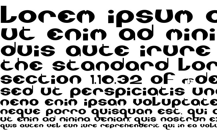 specimens Stereophonic 1 font, sample Stereophonic 1 font, an example of writing Stereophonic 1 font, review Stereophonic 1 font, preview Stereophonic 1 font, Stereophonic 1 font