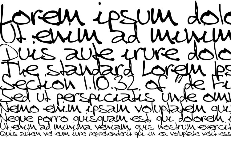 specimens Steve Regular font, sample Steve Regular font, an example of writing Steve Regular font, review Steve Regular font, preview Steve Regular font, Steve Regular font