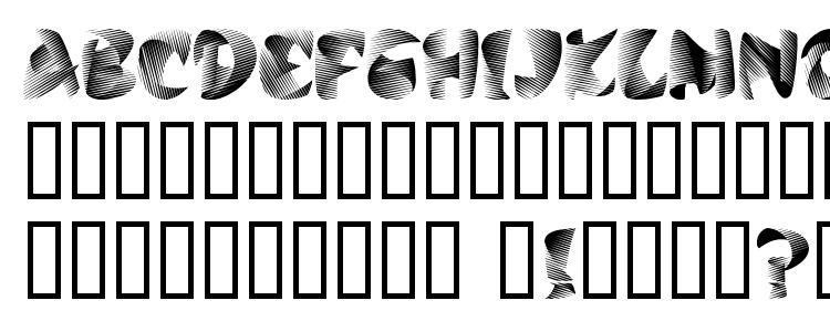 glyphs Stiletto Silver font, сharacters Stiletto Silver font, symbols Stiletto Silver font, character map Stiletto Silver font, preview Stiletto Silver font, abc Stiletto Silver font, Stiletto Silver font