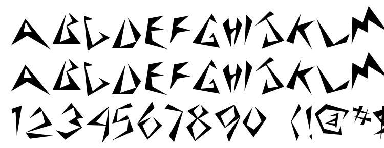 glyphs Stinger Regular font, сharacters Stinger Regular font, symbols Stinger Regular font, character map Stinger Regular font, preview Stinger Regular font, abc Stinger Regular font, Stinger Regular font