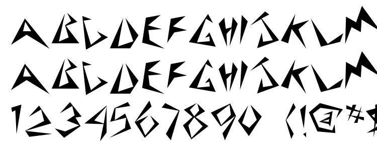 glyphs Stinger font, сharacters Stinger font, symbols Stinger font, character map Stinger font, preview Stinger font, abc Stinger font, Stinger font