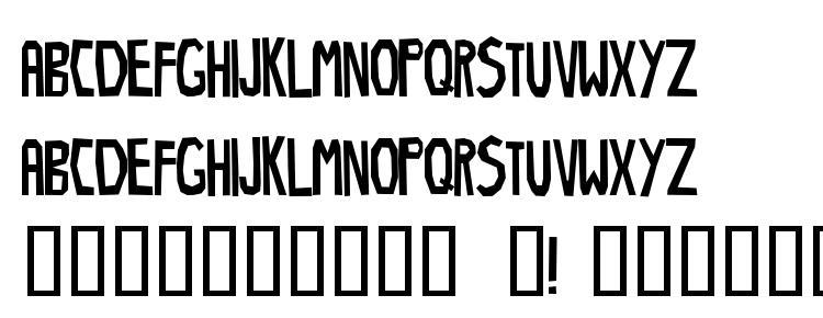 glyphs Stinko font, сharacters Stinko font, symbols Stinko font, character map Stinko font, preview Stinko font, abc Stinko font, Stinko font