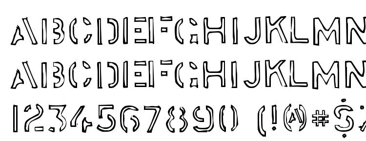 glyphs Stockstill font, сharacters Stockstill font, symbols Stockstill font, character map Stockstill font, preview Stockstill font, abc Stockstill font, Stockstill font