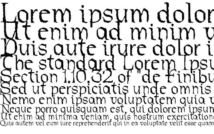 specimens Stoertebeker font, sample Stoertebeker font, an example of writing Stoertebeker font, review Stoertebeker font, preview Stoertebeker font, Stoertebeker font