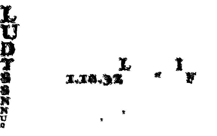 specimens Stolen LlamaRegular font, sample Stolen LlamaRegular font, an example of writing Stolen LlamaRegular font, review Stolen LlamaRegular font, preview Stolen LlamaRegular font, Stolen LlamaRegular font