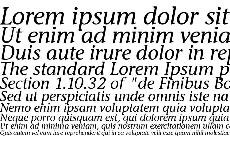 specimens Stone Inf ITC TT MediumItalic font, sample Stone Inf ITC TT MediumItalic font, an example of writing Stone Inf ITC TT MediumItalic font, review Stone Inf ITC TT MediumItalic font, preview Stone Inf ITC TT MediumItalic font, Stone Inf ITC TT MediumItalic font