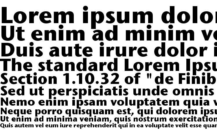 specimens Stone Sans ITC Bold font, sample Stone Sans ITC Bold font, an example of writing Stone Sans ITC Bold font, review Stone Sans ITC Bold font, preview Stone Sans ITC Bold font, Stone Sans ITC Bold font