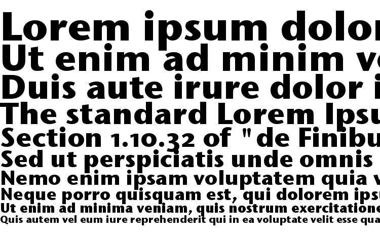 specimens Stone Sans OS ITC TT Bold font, sample Stone Sans OS ITC TT Bold font, an example of writing Stone Sans OS ITC TT Bold font, review Stone Sans OS ITC TT Bold font, preview Stone Sans OS ITC TT Bold font, Stone Sans OS ITC TT Bold font