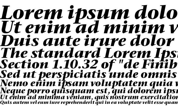specimens Stone Serif ITC TT BoldItalic font, sample Stone Serif ITC TT BoldItalic font, an example of writing Stone Serif ITC TT BoldItalic font, review Stone Serif ITC TT BoldItalic font, preview Stone Serif ITC TT BoldItalic font, Stone Serif ITC TT BoldItalic font