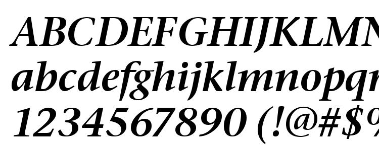 глифы шрифта Stone Serif Sem ITC TT SemiIta, символы шрифта Stone Serif Sem ITC TT SemiIta, символьная карта шрифта Stone Serif Sem ITC TT SemiIta, предварительный просмотр шрифта Stone Serif Sem ITC TT SemiIta, алфавит шрифта Stone Serif Sem ITC TT SemiIta, шрифт Stone Serif Sem ITC TT SemiIta