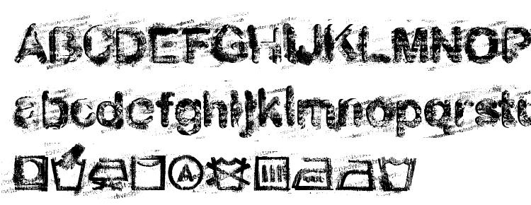 glyphs stoned wash 6 font, сharacters stoned wash 6 font, symbols stoned wash 6 font, character map stoned wash 6 font, preview stoned wash 6 font, abc stoned wash 6 font, stoned wash 6 font