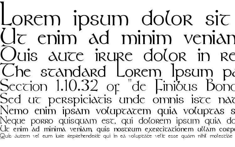 specimens Stonehenge Regular font, sample Stonehenge Regular font, an example of writing Stonehenge Regular font, review Stonehenge Regular font, preview Stonehenge Regular font, Stonehenge Regular font
