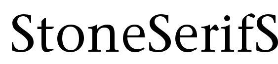 StoneSerifStd Medium Font