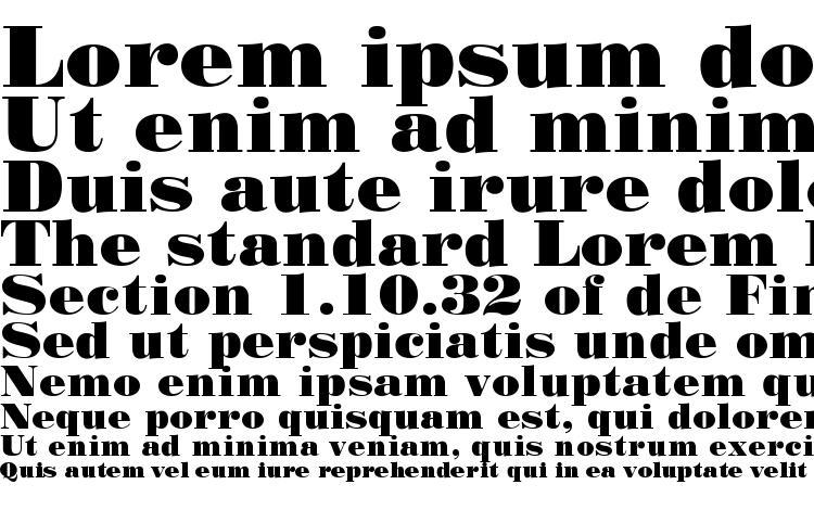 specimens Stp font, sample Stp font, an example of writing Stp font, review Stp font, preview Stp font, Stp font