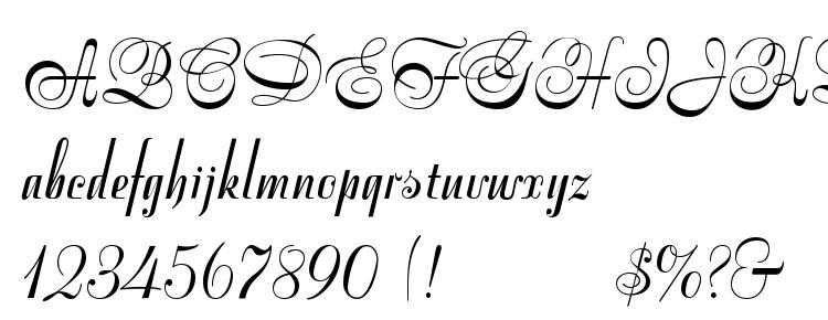 глифы шрифта Stradivari script, символы шрифта Stradivari script, символьная карта шрифта Stradivari script, предварительный просмотр шрифта Stradivari script, алфавит шрифта Stradivari script, шрифт Stradivari script
