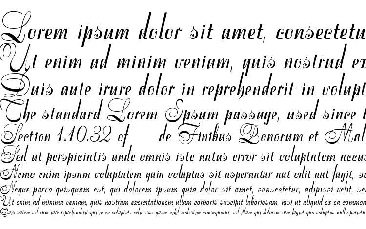 образцы шрифта Stradivari script, образец шрифта Stradivari script, пример написания шрифта Stradivari script, просмотр шрифта Stradivari script, предосмотр шрифта Stradivari script, шрифт Stradivari script