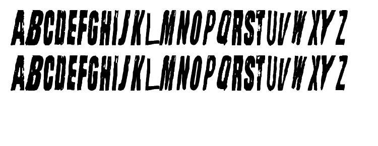 глифы шрифта Straight face, символы шрифта Straight face, символьная карта шрифта Straight face, предварительный просмотр шрифта Straight face, алфавит шрифта Straight face, шрифт Straight face